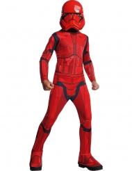 Sith Trooper™-Star Wars-Kostüm für Kinder Lizenz-Verkleidung rot