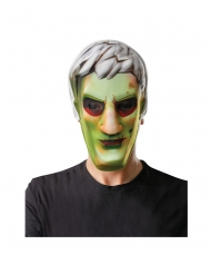 Brainiac™-Fortnite™-Maske für Kinder Game-Accessoire grün