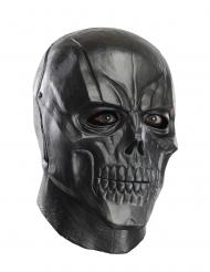 Black Mask™-Maske Batman für Fasching und Halloween schwarz