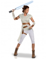 Rey™-Kostüm Star Wars: Der Aufstieg Skywalkers™ weiß