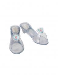 Frozen2™Mädchen-Schuhe Karnevals Accessoire hellblau