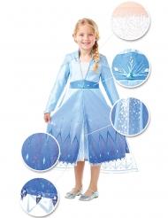 Elsa™-Kostüm für Mädchen Frozen2™ Fascings-Verkleidung blau