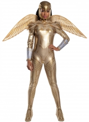 Wonder Woman™ 1984 Damenkostüm Lizenz-Verkleidung goldfarben