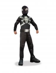 Venom™-Kostüm für Kinder Halloween schwarz