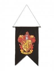 Gryffindor™-Banner Harry Potter™ Partydeko schwarz-rot-gelb