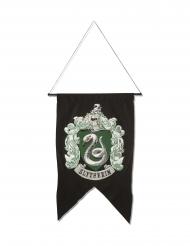 Slytherin™-Banner Harry Potter™ Partydeko schwarz-silber-grün