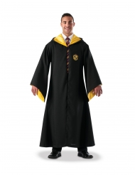 Hufflepuff™-Robe Zauberer Harry Potter™-Lizenz schwarz-gelb