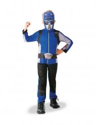 Power Rangers™-Kinderkostüm für Fasching blau