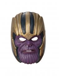 Avengers Endgame™ Thanos™-Maske für Kinder lila-goldfarben