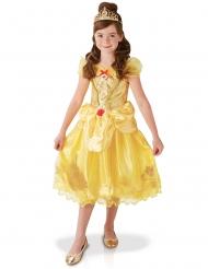 Belle™-Mädchenkostüm Disney™-Verkleidung für Fasching gelb