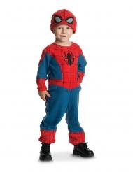 Offizielles Spiderman™-Babykostüm rot-blau-schwarz