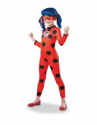 Ladybug™-Kostüm für Mädchen Miraculous rot-schwarz