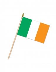 Irische Flagge Tischdeko für den St. Patrick´s Day grün-weiss-orange 10 x 15 cm
