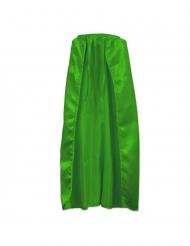 Superhelden-Cape für Erwachsene Kostüm-Zubehör grün
