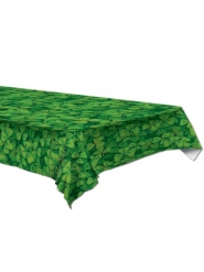 Kleeblatt-Tischdecke aus Kunststoff 137 x 174 cm