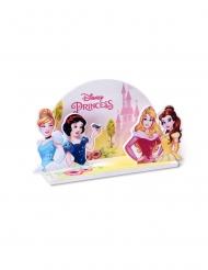 Disney™ Kuchendekoration Prinzessinnen Geburtstage bunt  15 x 8,5 cm