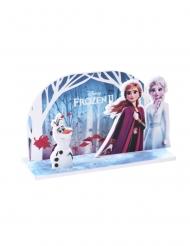 Frozen2™-3D-Kuchendeko Partyzubehör bunt 15 x 8,5 cm