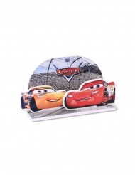 Cars™ Disney Kuchendeko für Kindergeburtstage bunt 15 x 8,5 cm