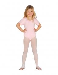 Body-Anzug für Kinder Ballerina-Kostüm-Accessoire rosa