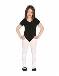 Kostüm-Body für Kinder Einteiler für Fasching und Halloween schwarz