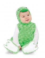 Baby-Entenkostüm für Fasching Tier-Verkleidung grün
