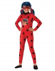 Ladybug™-Mädchenkostüm für Kinder Miraculous™ rot-schwarz
