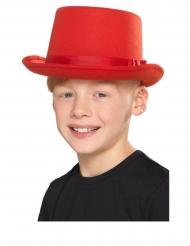 Roter Zylinder für Kinder