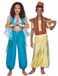 Orientalisches Paarkostüm für Kinder