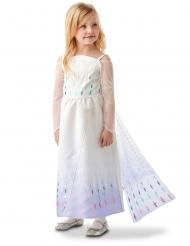 Elsa-Kleid für Kinder Die-Eiskönigin-2™-Kostüm weiss-blau-rosa