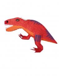 Dino-Piñata für Kindergeburtstage Partyzubehör bunt 53 x 30 x 12 cm