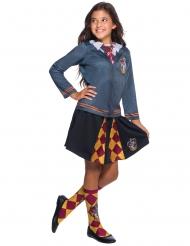 Gryffindor™-Uniform Harry-Potter™-Kostüm für Mädchen grau-rot-gelb