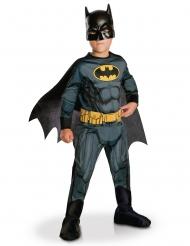 Batman™-Kostüm für Kinder Justice League grau-schwarz-gelb
