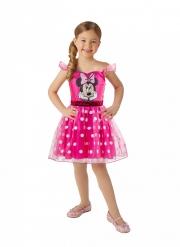 Minnie Maus™-Kostüm für Mädchen Kinderkostüm pinkfarben
