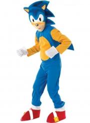 Lizenziertes Sonic™-Kostüm für Kinder bunt