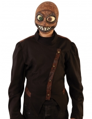 Halloween-Maske Jute-Sack Horrormaske braun