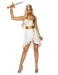 Luxuriöse-Göttin Damenkostüm Antike-Verkleidung für Fasching