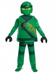 Lloyd-Kostüm Lego Ninjago™ für Kinder gün-schwarz-gold