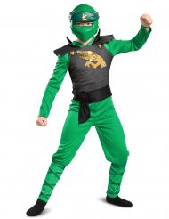 Lloyd Ninjago™ Legacy Kostüm für Kinder Fasching grün