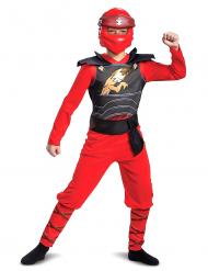 Ninjago™ Kai-Kostüm für Kinder Faschings-Verkleidung Legacy rot