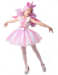 Einhorn Kostüm Mädchenkostüm Pink