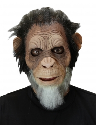 Affe-Maske für Erwachsene Schimpanse Halloween