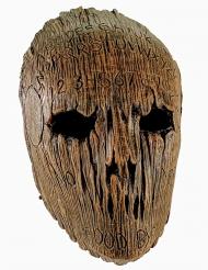 Spirituelle Ouija-Maske für Erwachsene braun