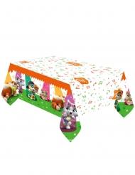 44 Cats™-Tischdecke für Kindergeburtstage bunt 180 x 120 cm