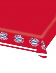 FC Bayern München™ Tischdecke Partyzubehör rot-weiss-blau 120 x 180 cm
