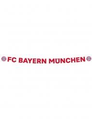 FC Bayern München™ Banner Raumdekoration weiss-rot-blau 180 x 11 cm