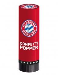 FC Bayern München™ Konfettikanonen 2-teiliges Set rot-weiss-blau
