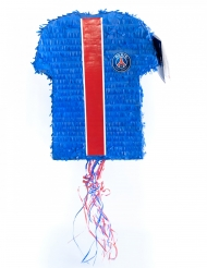 Piñata PSG™ Fussball Trikot Raumdekoration 45 x 38 cm blau