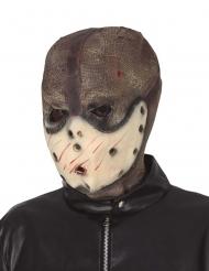 Groteske Serienmörder-Maske Hockey Halloween