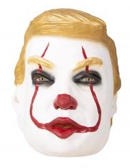 Trumpy der Clown Maske für Erwachsene Halloween Horrorclown