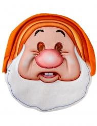 Hatschi-Zwergenmaske Schneewittchen und die 7 Zwerge™ orange-weiss